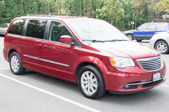 Picture of 2012 Chrysler Town & Country Touring
