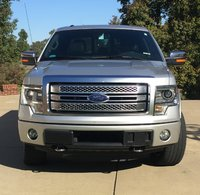Picture of 2013 Ford F-150 Platinum SuperCrew 4WD, exterior, gallery_worthy
