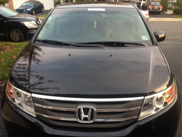 Picture of 2012 Honda Odyssey EX-L w/ Nav