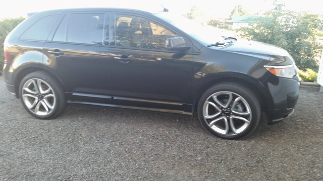 Ford Edge Trims And Specs