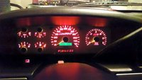 Picture of 1993 Ford F-150 SVT Lightning 2 Dr STD Standard Cab SB, interior, gallery_worthy