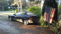 Picture of 1992 Toyota Celica GT Convertible, exterior, gallery_worthy