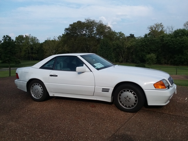 Picture of 1992 Mercedes-Benz SL-Class 500SL