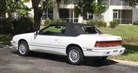 1994 Chrysler Le Baron Picture Gallery