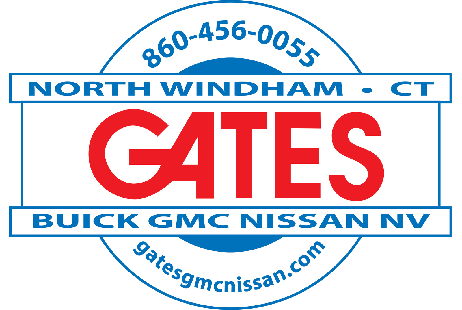 Honda Dealers In Ct >> Gates GMC Buick Nissan - North Windham, CT: Read Consumer ...