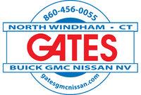 Gates GMC Buick Nissan logo