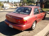 Picture of 1998 Chevrolet Prizm LSi FWD, exterior, gallery_worthy