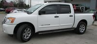 Picture of 2013 Nissan Titan SV Crew Cab, exterior, gallery_worthy