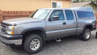 Picture of 2007 Chevrolet Silverado Classic 2500HD LS Extended Cab 4WD, exterior, gallery_worthy