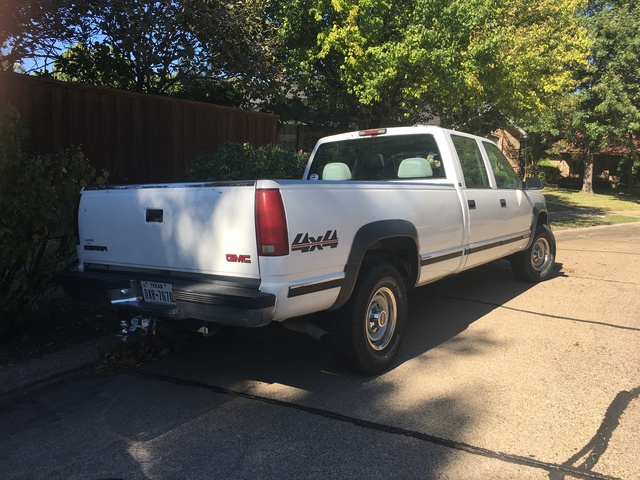 Picture of 2001 GMC Sierra 3500 SLT Extended Cab 4WD