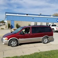 Picture of 2003 Pontiac Montana Base Extended, exterior, gallery_worthy
