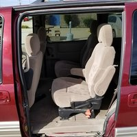 Picture of 2003 Pontiac Montana Base Extended, interior, gallery_worthy