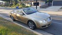 2009 Bentley Continental GT Convertible Overview