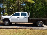 Picture of 2010 Chevrolet Silverado 3500HD Work Truck Crew Cab, exterior, gallery_worthy
