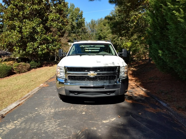Picture of 2010 Chevrolet Silverado 3500HD Work Truck Crew Cab