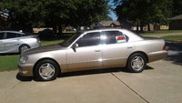 Picture of 1998 Lexus LS 400 Base, exterior, gallery_worthy