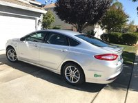 Picture of 2015 Ford Fusion Energi Titanium, exterior, gallery_worthy