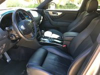 Picture of 2015 INFINITI QX70 AWD, interior, gallery_worthy