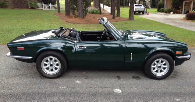 Picture of 1979 Triumph Spitfire