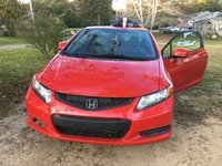 Picture of 2012 Honda Civic Coupe EX-L, exterior, gallery_worthy
