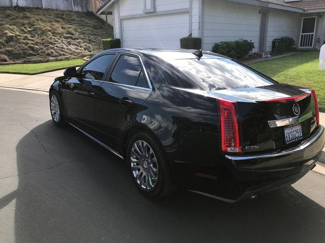 Picture of 2012 Cadillac CTS 3.6L Premium RWD