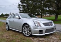 Picture of 2011 Cadillac CTS-V Wagon, exterior, gallery_worthy