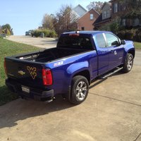 Picture of 2016 Chevrolet Colorado Z71 Extended Cab 6ft Bed 4WD, exterior, gallery_worthy