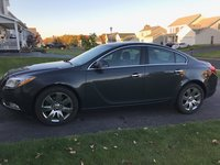 Picture of 2013 Buick Regal Premium III Turbo Sedan FWD, exterior, gallery_worthy
