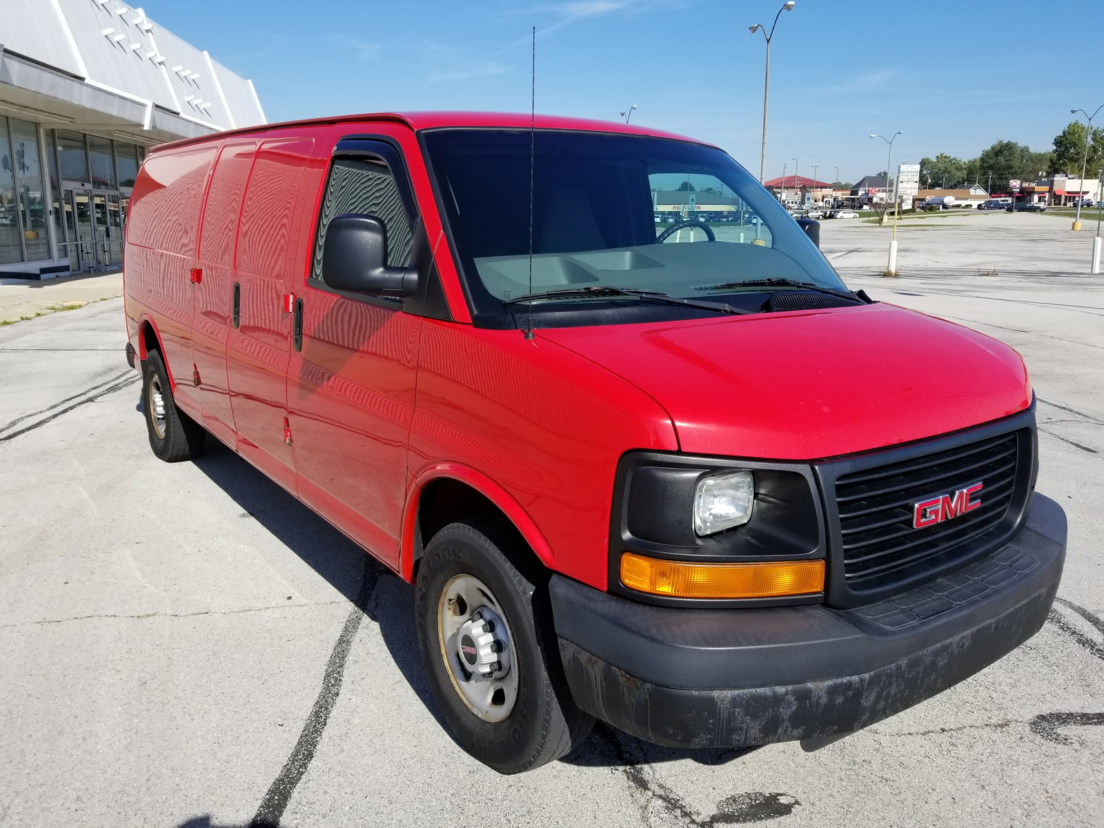 2007 chevrolet express overview cargurus picture of 2007 chevrolet express cargo 3500 extended rwd exterior galleryworthy fandeluxe Image collections