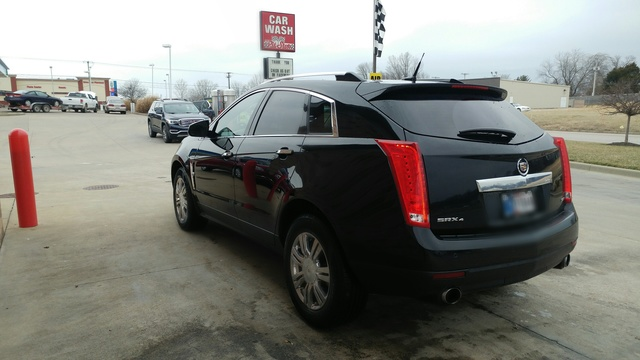 Picture of 2012 Cadillac SRX Luxury AWD