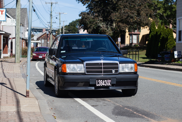 Picture of 1986 Mercedes-Benz 190-Class 190E 2.3-16 Sedan