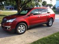 Picture of 2013 Chevrolet Traverse 1LT, exterior, gallery_worthy