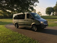 Picture of 2014 Mercedes-Benz Sprinter 2500 144 WB Passenger Van, exterior, gallery_worthy