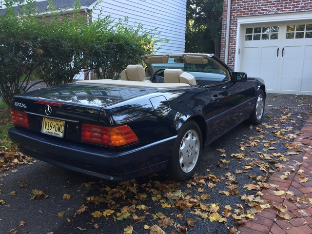 Picture of 1993 Mercedes-Benz SL-Class 600SL