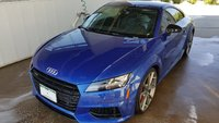2017 Audi TTS 2.0T quattro Coupe AWD, at the car wash, exterior, gallery_worthy