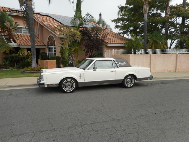 Picture of 1980 Lincoln Continental