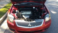Picture of 2011 Mitsubishi Galant FE, engine, gallery_worthy