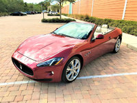 Picture of 2013 Maserati GranTurismo Convertible, exterior, gallery_worthy
