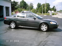 Picture of 2013 Chevrolet Impala LT, exterior, gallery_worthy