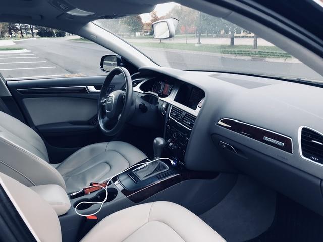 2010 Audi A4 Avant Interior Pictures Cargurus