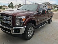 Picture of 2015 Ford F-350 Super Duty King Ranch Crew Cab, exterior, gallery_worthy