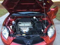 Picture of 2009 Mitsubishi Eclipse GS, engine, gallery_worthy