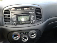 Picture Of 2010 Hyundai Accent GS 2 Door Hatchback FWD, Interior,  Gallery_worthy