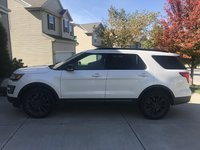Picture of 2017 Ford Explorer XLT AWD, exterior, gallery_worthy