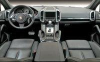 Picture of 2014 Porsche Cayenne Diesel, interior, gallery_worthy