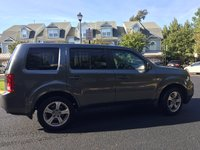 Picture of 2013 Honda Pilot EX-L w/ DVD, exterior, gallery_worthy