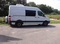 Picture of 2013 Mercedes-Benz Sprinter Cargo 2500 144 WB Cargo Van, exterior, gallery_worthy