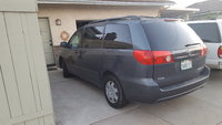 2006 Toyota Sienna Picture Gallery