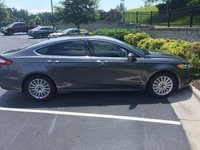 Picture of 2014 Ford Fusion Hybrid Titanium, exterior, gallery_worthy