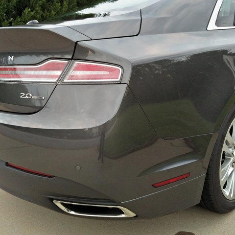 Picture Of 2015 Lincoln MKZ FWD, Interior, Gallery_worthy